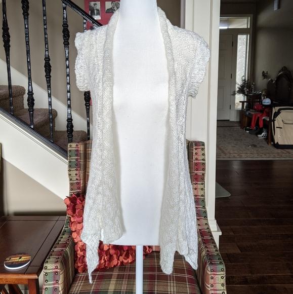 Crochet/Knit Vest